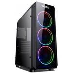 Asus VG04F-600 Vento VG04F 600W 80+ Gaming Midi Tower Kasa
