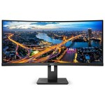 "Philips 342B1C-00 B-line 342B1C 34"" 4ms 2560x1080 Curved Monitör"