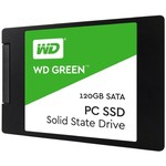 WD 120gb Green 3d Nand 2.5'' 545/465mbs Wds120g2g0a Ssd