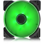 Fractal Design Prisma SL-14 140mm Yeşil LEDli Fan (FD-FAN-PRI-SL14-GN)