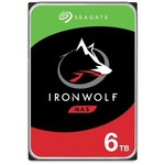 Seagate IronWolf 6TB NAS Diski (ST6000VN001)