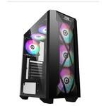 Power Boost Vk-p1900b 500w Usb 3.0 Atx Mesh Panel Fixed Rainbow Fan Siyah Kasa