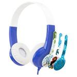 BuddyPhones  Discover Çocuk Kulaklık Mavi