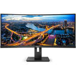 "Philips 346b1c-00 34"" 3440x1440 5ms 100hz Dp 1.2x1 Hdmı 2.0x1usb-c 3.2 Gen 1x1 Rj45"