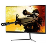 "GameBooster Gb-2461cf 24"" 144hz 1ms Curved Freesync Fhd 2xhdmı 1xdp Gaming Monitör"