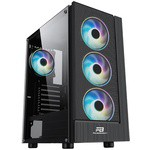 Power Boost Vk-p3301b 500w Atx Usb 3.0, Mesh, Fixed Led Fan Siyah Kasa