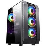 Power Boost Vk-p3305b 500w Usb 3.0 Atx, Mesh, Fixed Led Fan Siyah Kasa