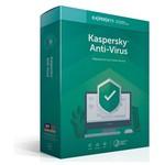 Kaspersky AntiVirus 2019 TR - 2 Kullanıcı 1 Yıl