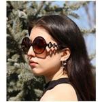Emilio Pucci Ep 0039 52f Kadın Güneş Gözlüğü
