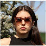 Emilio Pucci Ep 0010 52f 61 Kadın Güneş Gözlüğü