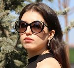 Roberto Cavalli Rc 1039 01b Kadın Güneş Gözlüğü