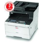 OKI 46357132 Mc563dn A4 Çok Fonksiyonlu Renkli Lazer Yazıcı/ Tarayıcı/fot./fax 30ppm