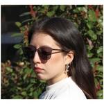 Ermenegildo Zegna Ez 0086 09x Kadın Güneş Gözlüğü