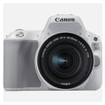 Canon D.camera Eos 200d Wh 18-55 S Cp Sl