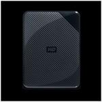 WD Gaming 2TB USB-C Taşınabilir Disk - Siyah/Mavi