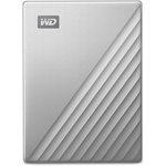 WD Bpmv0040bsl-wesn My Passport Ultra For Mac 4tb Sılver Worldwıde