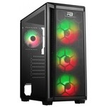 Power Boost Vk-t01b 650w 80+ Usb3.0 Full Siyah Mesh Panel Rgb Fan Kasa