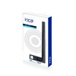 Inca 150 Mbps 11n Harici 5dbi Anten Wireless Adaptör 1 Km Menzilli