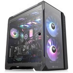 Thermaltake Ca-1q6-00m1wn-00 View 51 Tempered Glass Pencereli, 2x200mm Argb Ledli