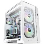 Thermaltake Ca-1q6-00m6wn-00 View 51 Beyaz Tempered Glass Pencereli, 2x200mm Argb