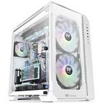Thermaltake Ca-1q6-00m6wn-00 View 51 Beyaz Tempered Glass Pencereli, 2x200mm Argb