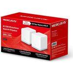 TP-Link Mercusys Halo S12 AC1200 WiFi Mesh Sistemi - İkili Paket
