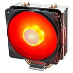 DeepCool Gammaxx 400 Red V2 120mm Cpu Fan