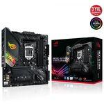 Asus Rog Strıx Z490-g Gamıng (wı-fı) Lga 1200 Intel Z490 Ddr4 4600 Mhz (oc)