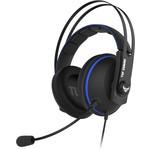 Asus Tuf Gamıng H7 Core Pc Ve Ps4 Oyuncu Kulaklığı Mavi Renk
