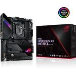 Asus Rog Maxımus Xıı Hero (wı-fı) Lga 1200 Intel Z490 Ddr4 4800 Mhz (oc)