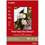 Canon Pp-201 Glossy Iı Photo Paper Plus A4 - 20 Sheets 2311b019