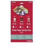Canon Ij Photo Paper Variety Pack 4x6 Vp-101