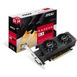 MSI Radeon Rx 550 2gt Lp Oc 2 Gb Radeon Rx 550 Gddr5 128 Bit