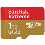 SanDisk 1tb Sd Kart 160mb/s Micro Ext C10 Sdsqxa1-1t00-gn6ma
