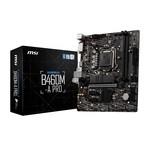 MSI B460m-a Pro Lga 1200 Intel B460 Ddr4 2933 Mhz