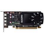 PNY Quadro P1000 Dvı 4gb 128bit Gddr5 16x 4xmdp-dvı Adaptör, 640 Cuda Cpu,