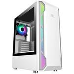 Power Boost Vk-g3701w Usb 3.0 Atx, Argb Fan, Mesh+stirp Beyaz Kasa (psu Yok)
