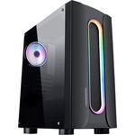 Power Boost Vk-p3302b-500 Vk-p3302b 500w Usb 3.0 Atx, Argb Fan & Stirp Siyah Kasa (
