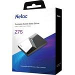 NETAC Z7s 480gb Taşınabilir Ssd Nt01z7s-480g-32bk