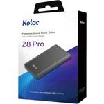 NETAC Z8 Pro 1tb Taşınabilir Ssd Nt01z8pro-001t-32