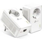 TP-Link Tp Lınk Pa7017p Kıt Av1000 Gigabit Powerline Priz Girişli Starter Kit