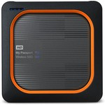 WD 1TB My Passport Wireless SSD - Gri (BAMJ0010BGY)