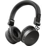 Trust 23551 Tones Bluetooth Wireless Headphones - Black