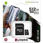 Kingston 512gb Microsd Cl10 Sdcs2/512gb