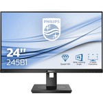 "Philips 23.8"" 245b1/00 4ms Qhd Pivot Mm Ips"
