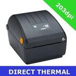 Zebra Zd320 Direct Thermal Usb Ethernet 203 Dpi