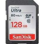SanDisk Ultra 128gb Sdxc Memory Card 100mbs