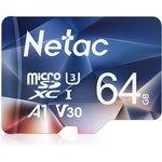 NETAC Micro Sd Card 64 Gb