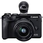 Canon D.cam Eos M6 Mark Iı M15-45 S +evf