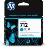 HP 3ed67a (712) Mavı Murekkep Kartus